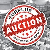 AVC Surplus Auction