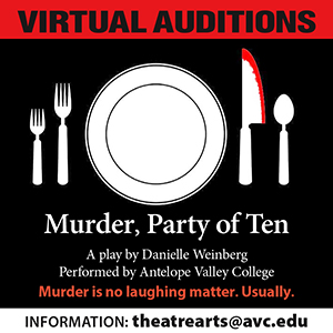 Virtual Auditions Now Open