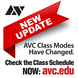 New Update - AVC Class Modes Have Changed