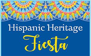 Hispanic Heritage Fiest Logo
