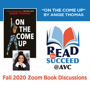 Read To Succeed Book Discussion Wednesday, Oct. 14th at 1pm