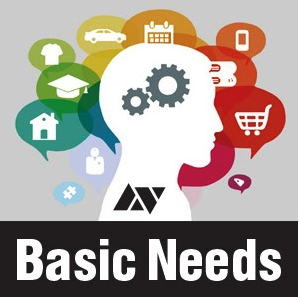 If You Need Basic Needs, We are here for You!
