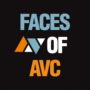 Faces of AVC Logo
