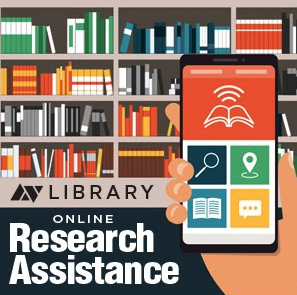 Library Research Assistance Available Online