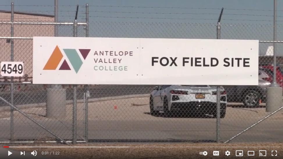 Fox Field Site