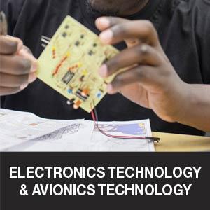 Electronics Technology Student at AVC