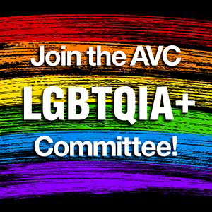Join the AVC LGBTQIA+ Committee!