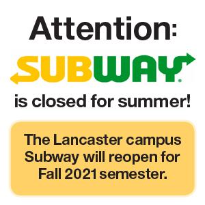 Subway Is Closed For The Remainder Of Summer - Will Reopen In The Fall