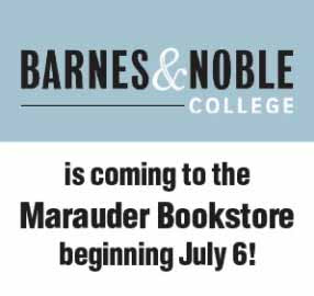 Barnes & Noble College Coming to Marauder Bookstore July 6