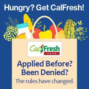 Hungry? CalFresh Can Help - Apply Today