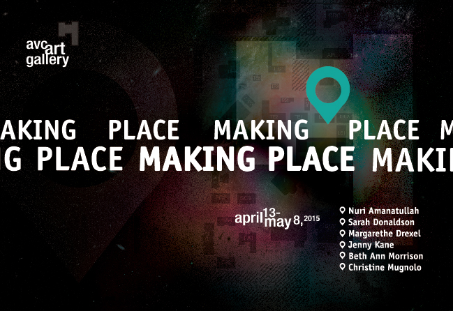 Making Place Exhibition
