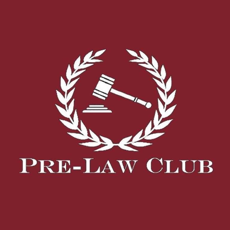Pre Law Club Logo