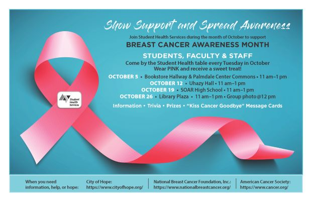 Breast Cancer Awareness Flyer