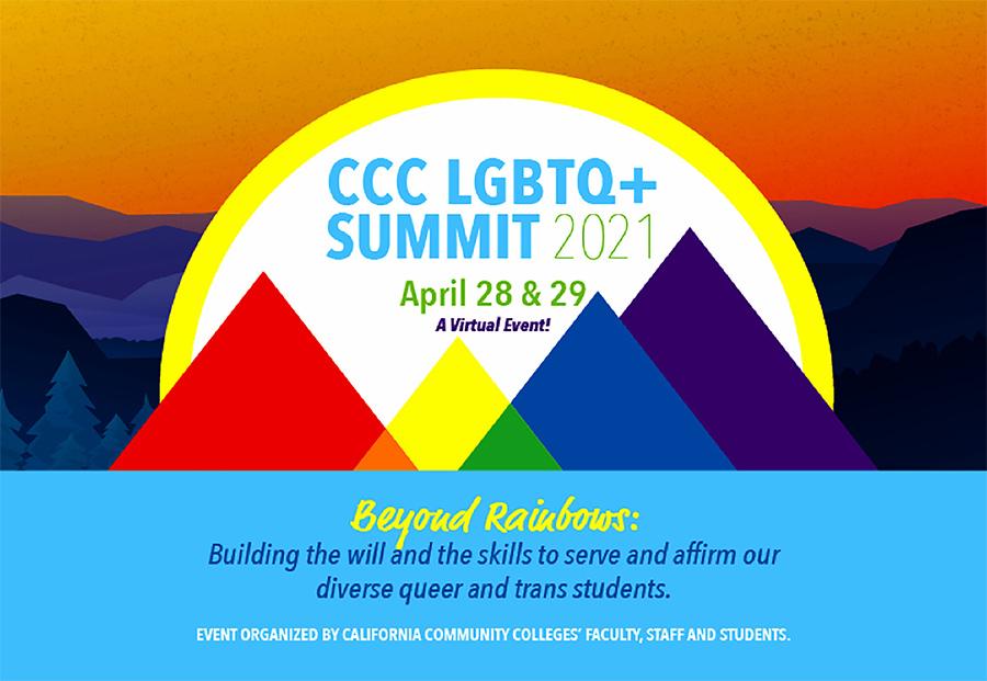 CCC LGBTQIA+ Summit
