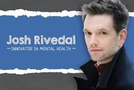 Headshot picture of speaker Josh Rivedal