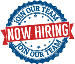 Join Our Team Now Hiring