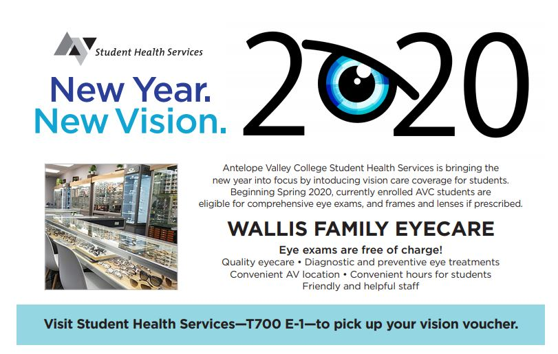 Vision Marketing Flyer