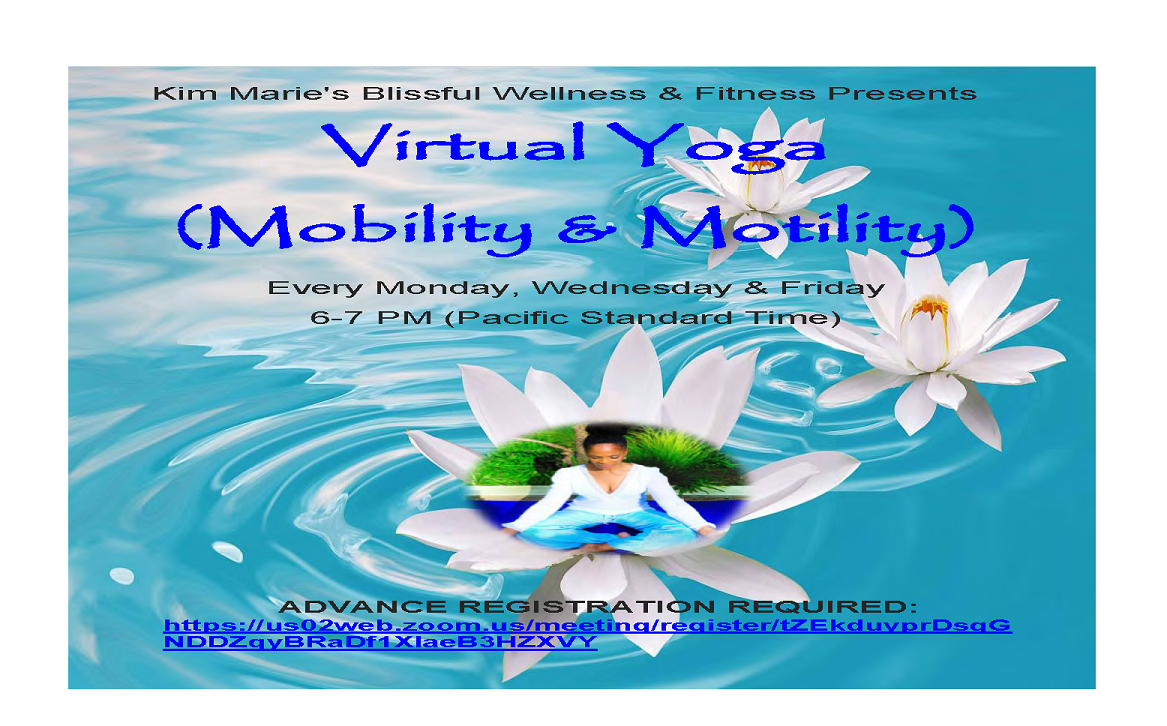 Yoga Mobility and Motiligy Flyer