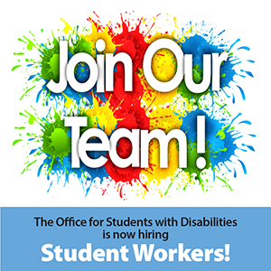 OSD Join Our Team!