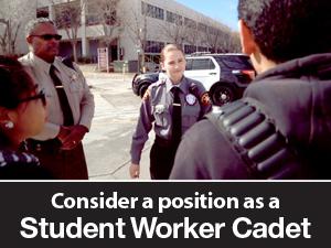 Student Worker Cadet