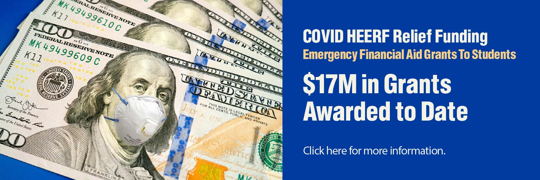 COVID HEERF Relief Funding