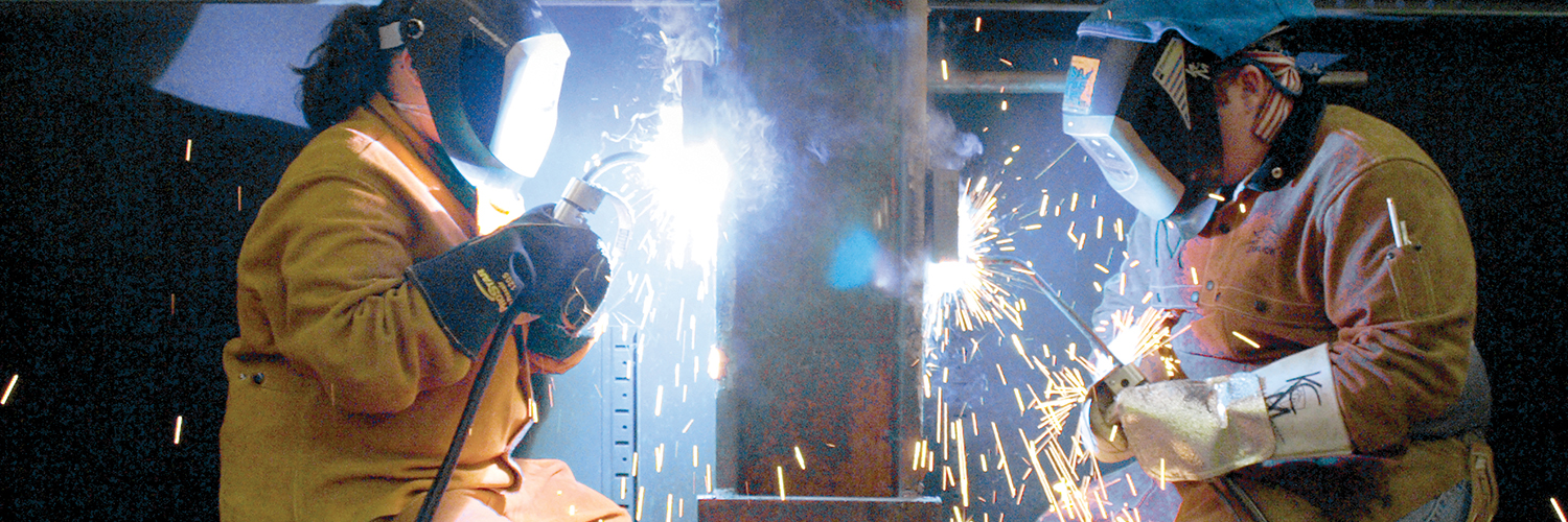 Summer Welding classes available