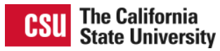 The California State University